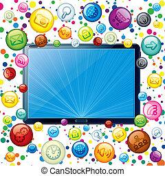 Tablet PC Concept