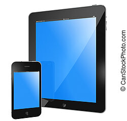 Tablet PC - i Pad and i Phone