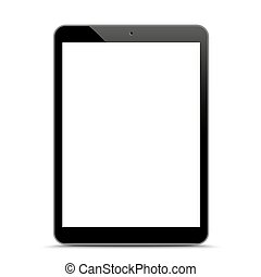 Tablet PC Mockup