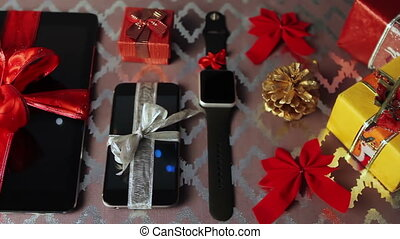 Tablet pc, smartphone, smartwatch - Tablet pc, smartphone ...