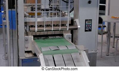 Tablet pharmaceutical blister packaging machine -...