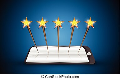 tablet star rating system