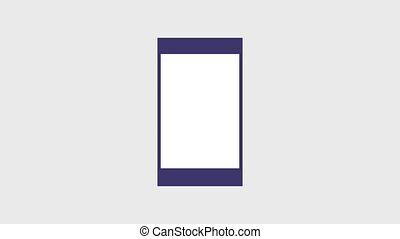 digital gadgets icons