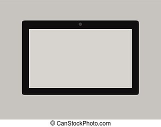 Tablet Vector Design