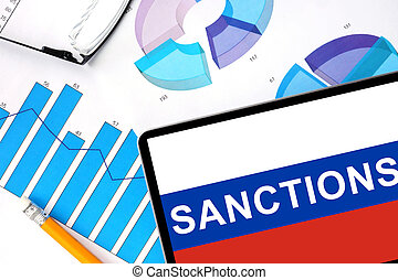 sanctions on the Russian flag