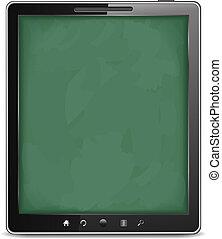 tableta, computadora