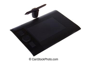 tableta, gráfico