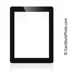 tablette, informatique