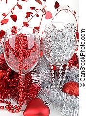 tableware, christmas