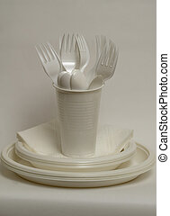 tableware, set, disponibile