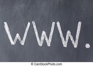 "tablica, beletrystyka, pisemny, to, ""www"""