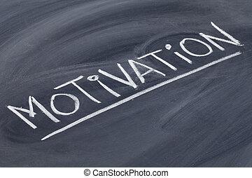 tablica, motywacja, słowo