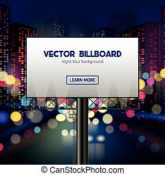 tablica ogłoszeń, reklama, szablon