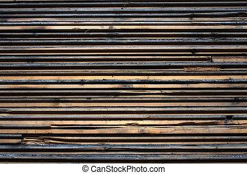 tablillas madera