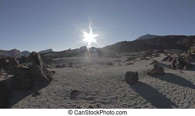 Tabonal Negro Viewpoint, Tenerife, Spain - Native Material,...