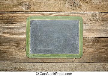 tabule, břidlice, čistý