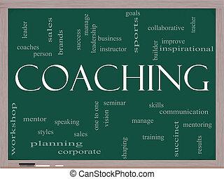 tabule, coaching, vzkaz, mračno
