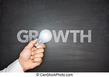 tabule, nárůst