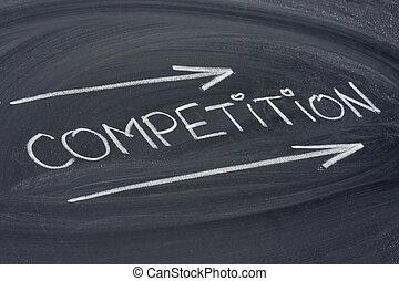 tabule, vzkaz, konkurence
