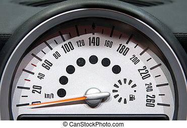 tacômetro, car