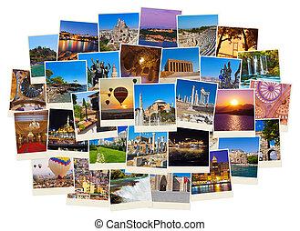 tacchino, immagini, viaggiare, pila