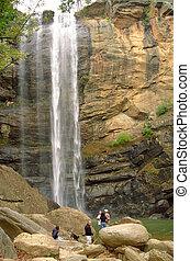 taccoa, 滝