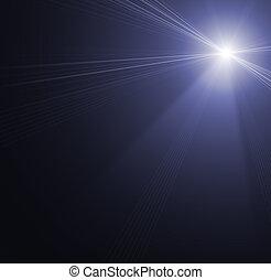 tache, éclairage,  concert