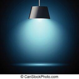 tache, fond, lumière, résumé