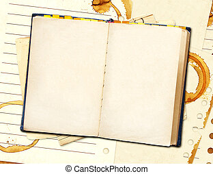 Brun caf papier feuille tache images de stock - Tache de cafe sur tapis ...