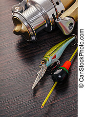 Tackle for fishing rods