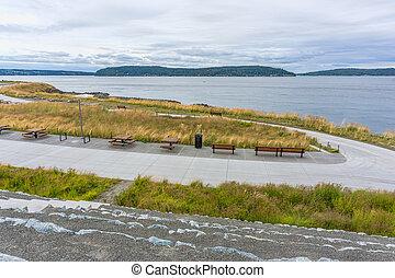 Tacoma Park Landscape 2