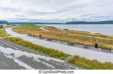 Tacoma Park Landscape 3