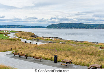 Tacoma Park Landscape 5