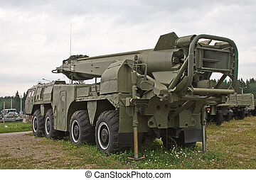 Russian tactical missile