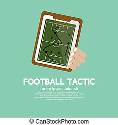 tactic., voetbal