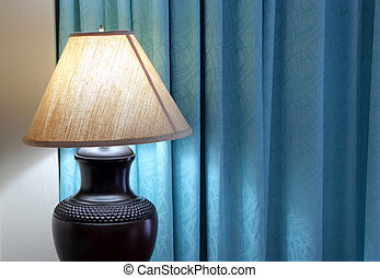 tafeel lamp, slaapkamer