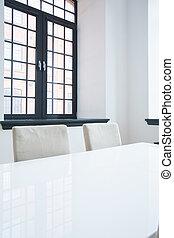 tafel, aanzicht