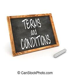 tafel, bedingungen, und, krankheit