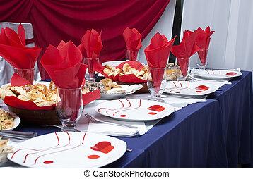 tafel, instellingen
