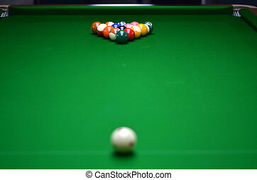 tafel, pool