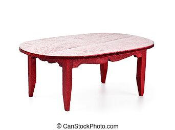 tafel, speelbal, meubel