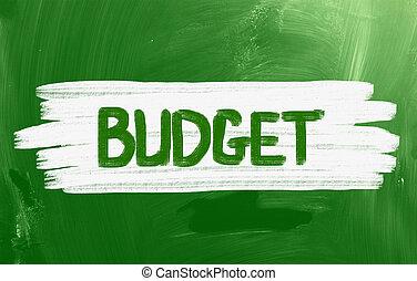 tafelkreide, tafel, budget, handgeschrieben