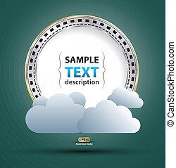 Tag Cloud concept