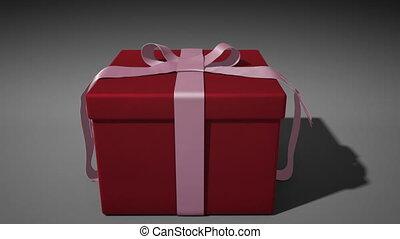 tag, geschenk, valentines