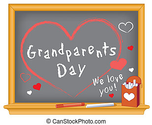 tag, großeltern