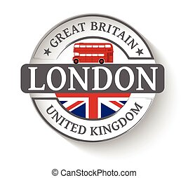 Tag London bus