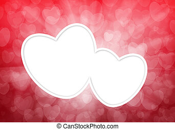 tag valentines, rotes , herzen, hintergrund