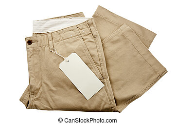 tagging, pantalones