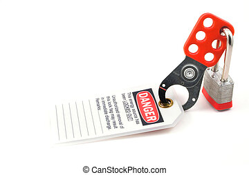 tagout, lockout