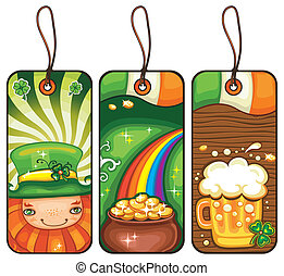 tags for the St. Patrick's Day 2